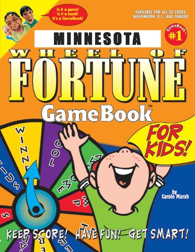 Minnesota Wheel of Fortune! (1) (Minnesota Experience) [Marsh, Carole] (Tapa Blanda)