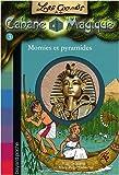 """Afficher """"Les Carnets de la cabane magique n° 3 Momies et pyramides"""""""