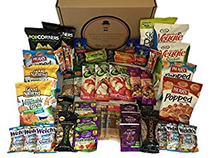 Healthy Snacks Care Package (46 Count)