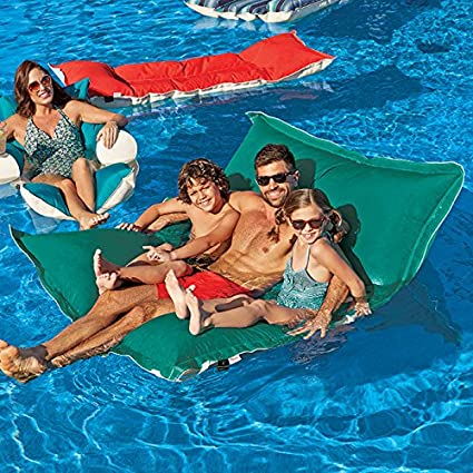 Fun family pool float