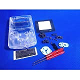 echange, troc Generic New High Quality Crystal Clear Shell Case Housing&Screen And Tools fur Nintendo Game boy Color GBC