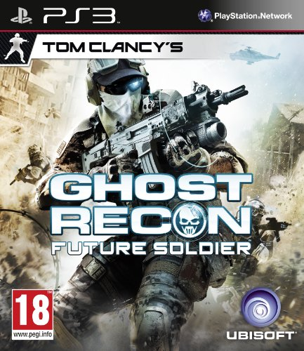 gadget geek - ghost recon future soldier