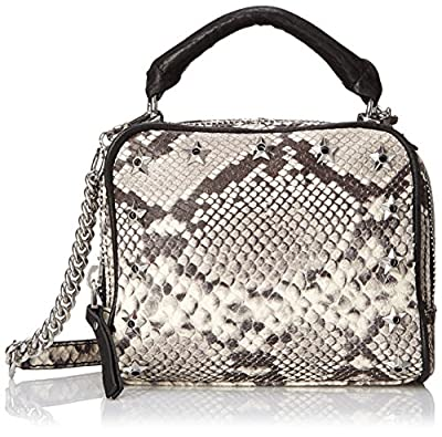 Ash Python Cross Body Bag