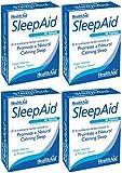 (4 PACK) - HealthAid - SleepAid NEW | 60's | 4 PACK BUNDLE