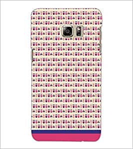 PrintDhaba Owl Pattern D-1667 Back Case Cover for SAMSUNG GALAXY NOTE 5 EDGE (Multi-Coloured)