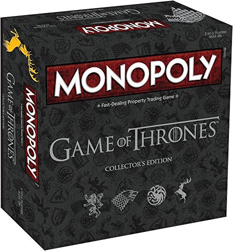 Game Of Thrones Monopoly Brettspiel Standard