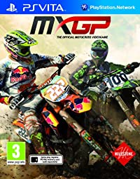 MXGP - The Official Motocross Video game (VITA) (͢����) (UK Account required for online content)