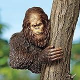 "15"" Bigfoot, Bashful Yeti Tree Sculpture (XoticBrands)"