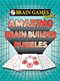 img - for Brain Games for Kids: Amazing Brain Builder Puzzles book / textbook / text book