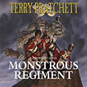 Monstrous Regiment: Discworld, Book 28 | Terry Pratchett