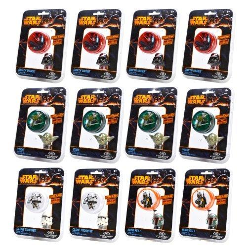 Yomega Star Wars String Bling YoYo Variety 12 Pack by Yomega online bestellen