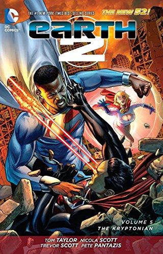 Earth 2 TP Vol 5 The Kryptonian (New 52)
