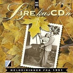 H�stgule Blader - Melodiminner Fra 1951 (Lirekassen No. 15)