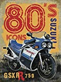 80S suzuki gsxr