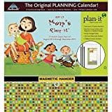 Perfect Timing - Avalanche Moms 2015 Plan-It, August 2014 - December 2015, 11 x 24 inches (7009139)