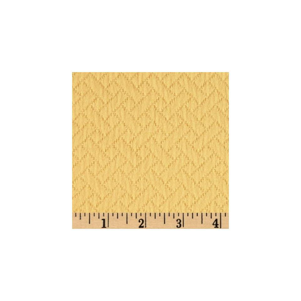 58 Wide Waverly Matelasse Tonga Lemon Drop Fabric By The Yard