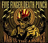 War Is the Answer [DELUXE EDITION] (CD/DVD) thumbnail