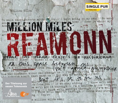 Reamonn - Million Miles (2-Track) - Zortam Music