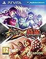 Street Fighter X Tekken (PlayStation Vita) from Capcom