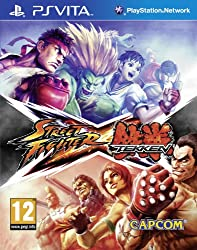 Street Fighter X Tekken (PS Vita)