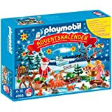 Playmobil Advent Calendar Forest Winter Wonderland