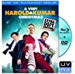 A Very Harold Kumar Christmas Blu-raydvd Combo Ultraviolet Digital Copy by New Line Home Video