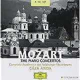 Mozart : Concertos pour piano (Coffret 8 CD)