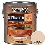 INSL-X TS392209A-01 Tough Shield Floor and Patio Coating Paint, 1 Gallon, Desert Sand (Color: Desert Sand, Tamaño: 1 Gallon)