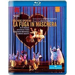 Gaspare Spontini: La Fuga in Mascera [Blu-ray]