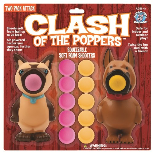 Hog Wild Clash of The Poppers