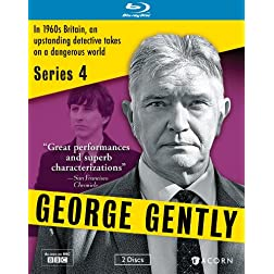 George Gently: Series 4 [Blu-ray]