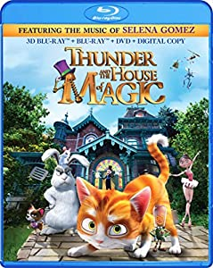 Thunder & The House of Magic (3D Blu-Ray/Blu-Ray/DVD/Digital) from Shout! Factory