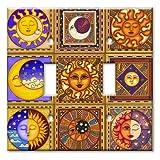 Celestials Decorative Switch Plate