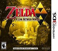 The Legend of Zelda: A Link Between Worlds from Nintendo