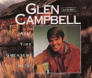 Glen Campbell 36 All Time Greatest Music
