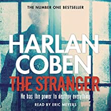 The Stranger (       UNABRIDGED) by Harlan Coben Narrated by Eric Meyers