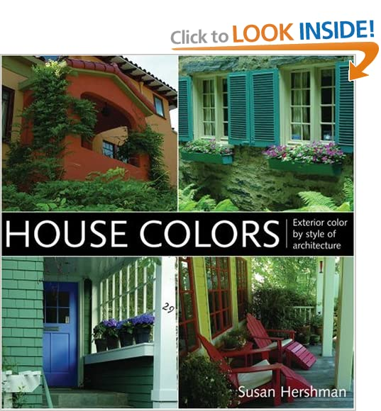 House Colors: Exterior Color by Style of Architecture