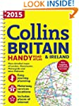 2015 Collins Handy Road Atlas Britain...