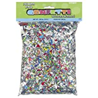 Jumbo Foil Confetti 10 Ounces-Multi from Notions - In Network