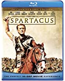Spartacus (50th Anniversary Edition) [Blu-ray] (Bilingual)