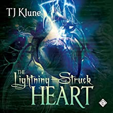 The Lightning-Struck Heart Audiobook by TJ Klune Narrated by Michael Lesley