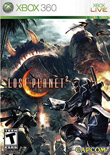 Lost Planet 2 - Xbox 360 (Xbox 360 Games Advanced Warfare 2 compare prices)