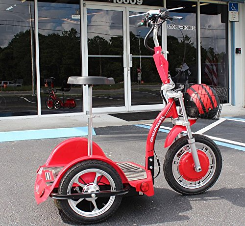 20 Mph Electric Scooter