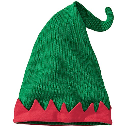 Hanna Andersson Baby Elf Hat, Size S (1-3 Years), Tree Green front-623895