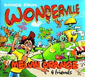 Songs from Wonderville