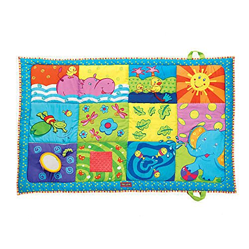 Lovely Kids Tiny Love Super Activity Mat Developmental Toys Baby Products Accessories New front-821021