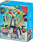 PLAYMOBIL 5552 - Riesenrad mit bunter Beleuchtung