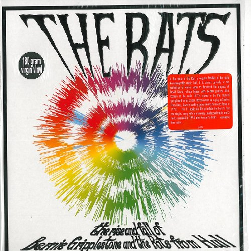 The Rise and Fall of Bernie Gripplestone and the Rats from Hull [12 inch Analog]