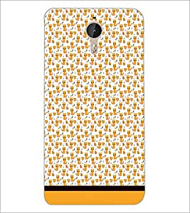 PrintDhaba Kitty pattern D-1779 Back Case Cover for LETV LE 1 PRO ULTRA (Multi-Coloured)