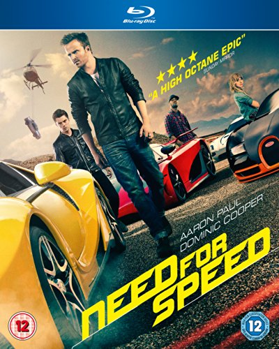 Need for Speed: Жажда скорости / Need for Speed (2014) BDRip 1080p | 60fps | D | Лицензия